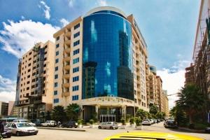 Elilly International Hotel